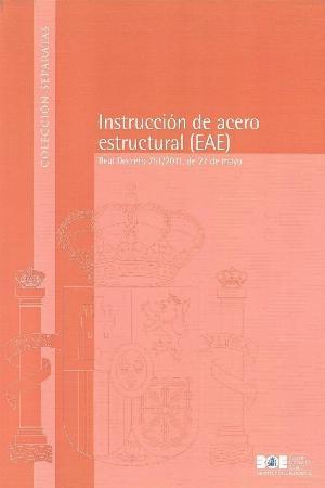 Instrucción de acero estructural (EAE)