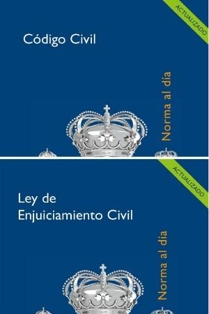 PACK CÓDIGO CIVIL Y ENJUICIAMIENTO CIVIL